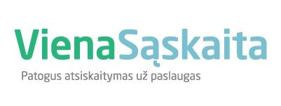 Vienasaskaita logo
